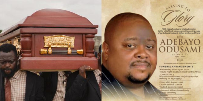 Funeral of Howie T