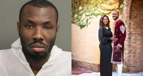 Husband shoots wife in the US