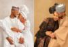 Atiku's son and Ribadu's daughter release prewedding photos