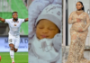 Imoh Eziekiel welcoms daughter