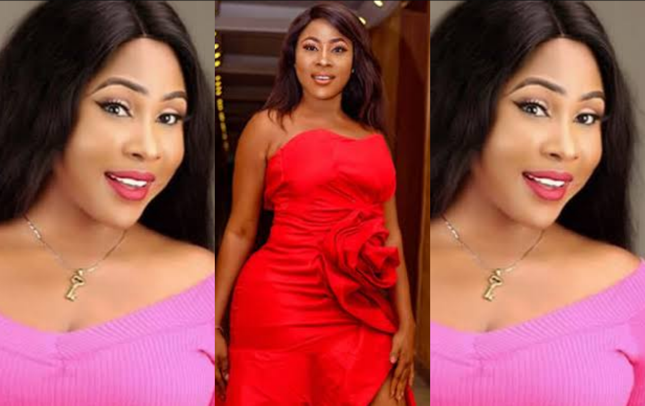 Actress, Charity Nnaji reveals how she hated her body for having a bigger  'chest' – charmingpro