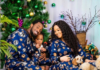 Dbanj Christmas photo