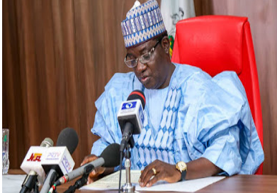 Plateau Governor Simon Lalong tests positive for covid-19