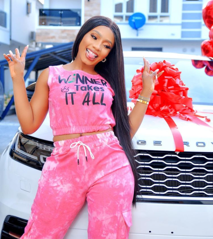 Mercy Eke, Mr Eazi and Other Popular Nigerian Celebs who Bought Cars in 2020 [Photos]