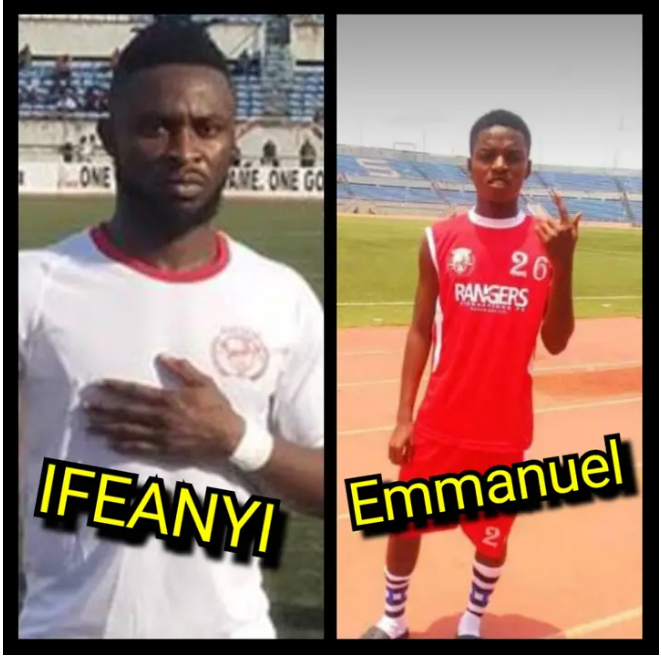 Ifeanyi, Emmanuel and Other Nigeria Sportsmen Who Sadly Passed Away in 2020 [Photos]