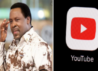 TB Joshua YouTube