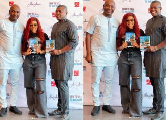 Akin Alabi book launch