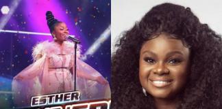 Esther and Naomi Mac The voice Nigeria
