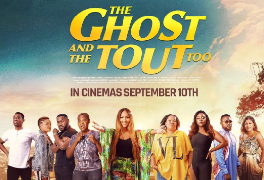 The Ghost and the Tout too