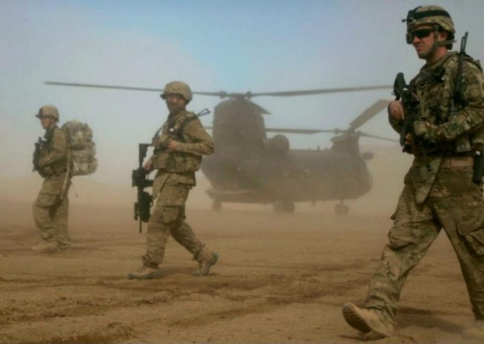 Afghanistan war: picture courtesy France 24