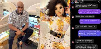 Nigerian Socialite, Mompha threatens lawsuit over allegations of dating Bobrisky