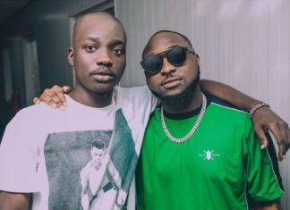 Finally, Davido breaks silence following the death of celebrity photographer, Fortune