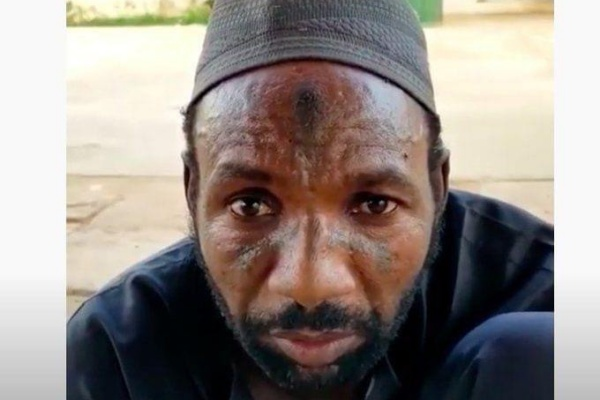 VIDEO: Arrested notorious bandits' leader, Sama'ila discloses identities of gang members and ransom collected