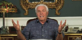 VIDEO: Pastor Duplantis Says Jesus Hasn't Returned Because People Haven't Donated Enough Cash