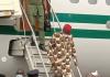 Buhari arrives Imo state