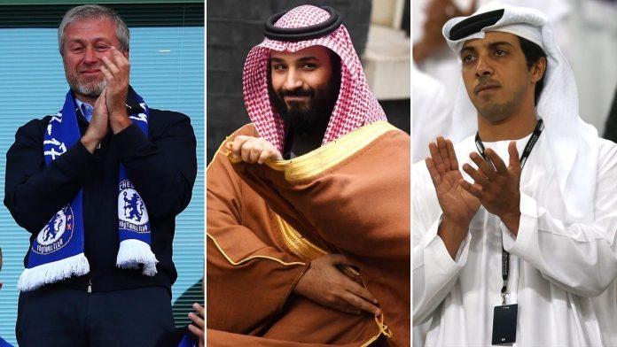 Five richest clubs in Premier League revealed