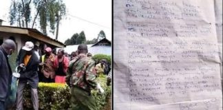 Kenyan Pastor Kills Wife, Commits Suicide After She Allegedly Infected Him With HIV