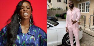 BBNaija's Leo Dasilva slams Tiwa Savage's critics over leaked s3x tape