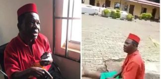 DSS bars actor Chiwetalu Agu's family from visiting him as they flies him to Abuja