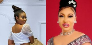 Jane Mena double dares Tonto Dikeh to release her sex tapes