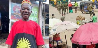 Biafra: AGN reacts to arrest of actor, Chiwetalu Agu by Nigerian Army